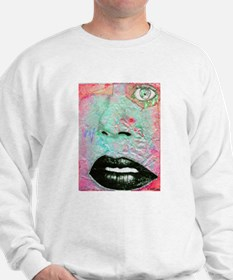 Collage Sweatshirt