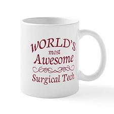 Awesome Surgical Tech Mug