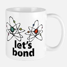 Lets bond Small Mugs