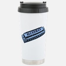 Cute Blues music Travel Mug