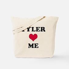 Tyler Loves Me Tote Bag