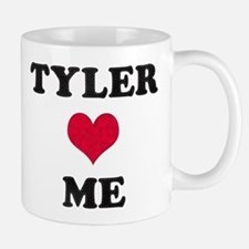 Tyler Loves Me Mug