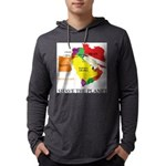 save the PLANET.png Mens Hooded Shirt