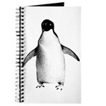 Adelie Penguin Graphic Journal