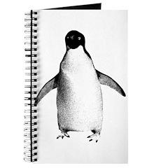 Adelie Penguin Graphic Journal