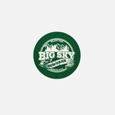 Big Sky Old Circle Mini Button