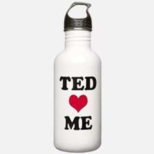 Ted Loves Me Water Bottle