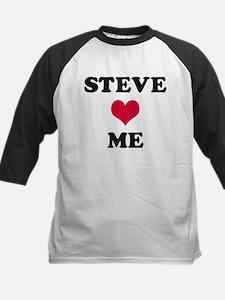 Steve Loves Me Tee