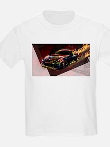 Abstract GTR T-Shirt