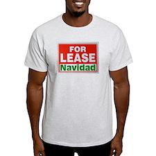 For Lease Navidad T-Shirt