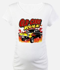 Old Cars Rule - Gasser Shirt