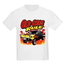 Old Cars Rule - Gasser T-Shirt