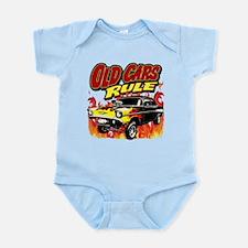 Old Cars Rule - Gasser Infant Bodysuit