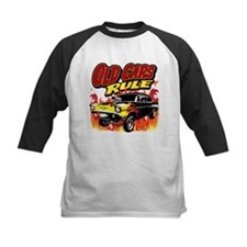 Old Cars Rule - Gasser Tee