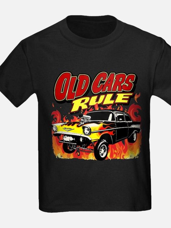 Old Cars Rule - Gasser T