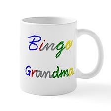 Bingo Grandma Mug