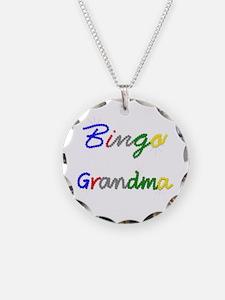 Bingo Grandma Necklace