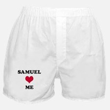 Samuel Loves Me Boxer Shorts