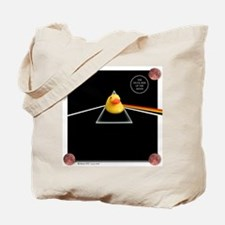 Duck Side of the Moon Album Tote Bag