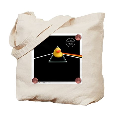 DuckSideoftheMoonFloyd copy.jpg Tote Bag