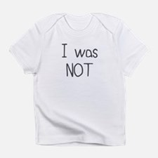 I Was Planned (2) Infant T-Shirt