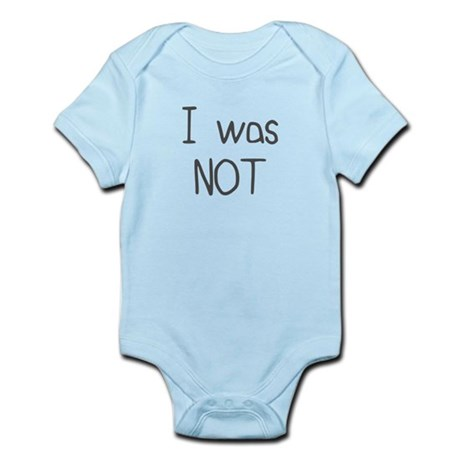 I Was Planned (2) Infant Bodysuit