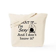 Cool Worried Tote Bag