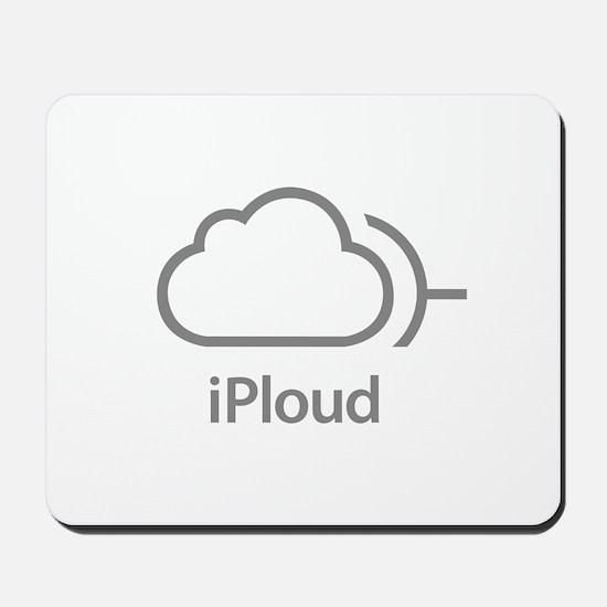 iPloud Mousepad