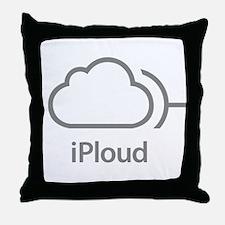 iPloud Throw Pillow