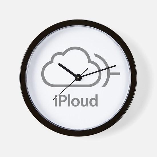 iPloud Wall Clock