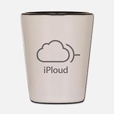 iPloud Shot Glass