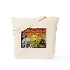 Crucial Culture Tote Bag
