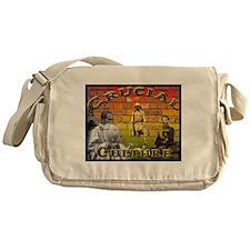 Crucial Culture Messenger Bag
