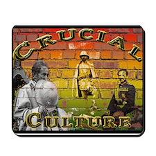 Crucial Culture Mousepad