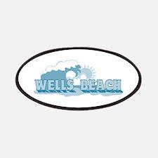 Wells Beach MA - Beach Design. Patches