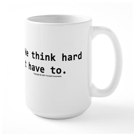 we-think Mugs