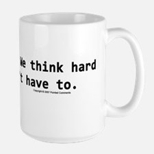 we-think Mugs