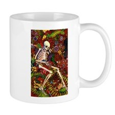 Day Of The Dead Loteria Mug