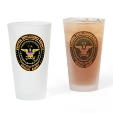 Cute Cia Drinking Glass