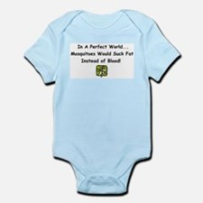 mosquitoes.png Infant Bodysuit