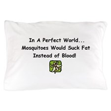 mosquitoes.png Pillow Case