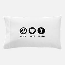 Bodybuilding Pillow Case