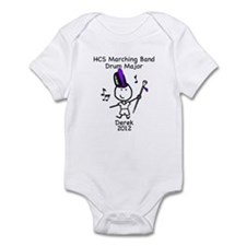 Drum Major - Derek Infant Bodysuit