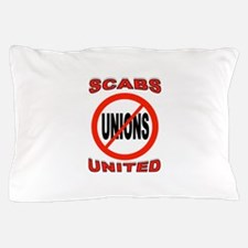 RIGHT TO WORK Pillow Case