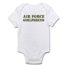 Camo Girlfriend Infant Bodysuit