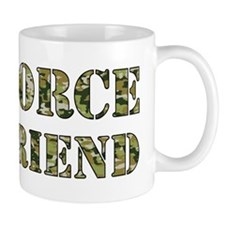 Camo Girlfriend Mug
