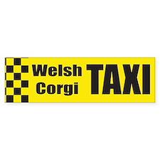 Welsh Corgi Bumper Bumper Sticker