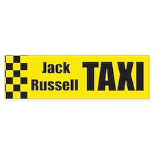 Jack Russell Bumper Bumper Sticker