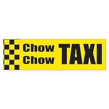 Chow Chow Bumper Bumper Sticker