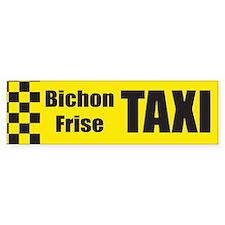 Bichon Frise Bumper Bumper Sticker